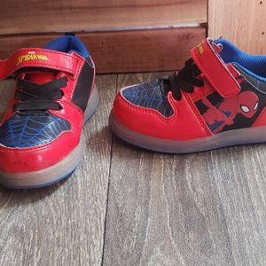 f804f94231f98 Women Spiderman Shoes on Poshmark